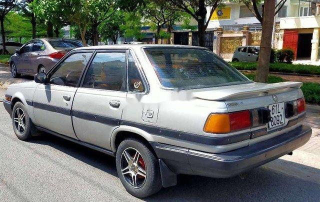 Bán Toyota Corona đời 2000, màu bạc, nhập khẩu nguyên chiếc6