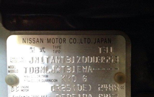 Xe đẹp hàng siêu phẩm, Nissan Xtrail T31 nhập Nhật3
