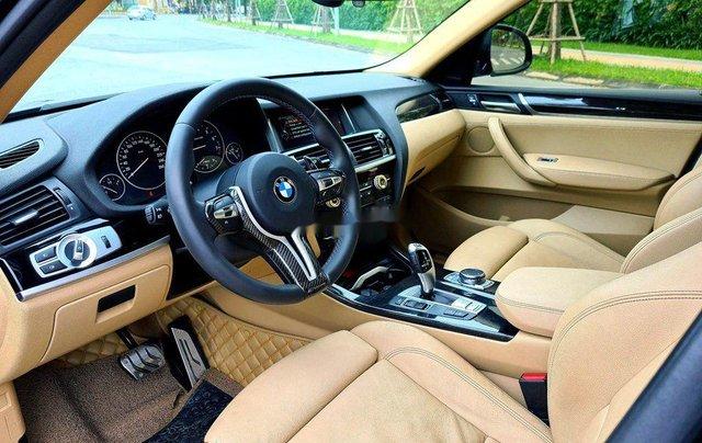 Bán BMW X4 đời 2016, màu đen, nhập khẩu, siêu lướt biển HN đẹp7