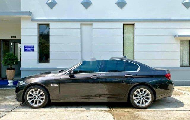 Bán BMW 5 Series 520i đời 2016, màu đen0