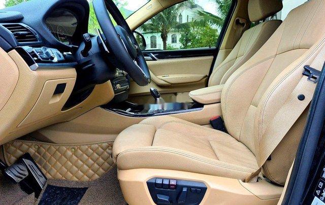 Bán BMW X4 đời 2016, màu đen, nhập khẩu, siêu lướt biển HN đẹp4