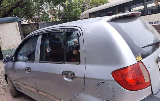 Bán Hyundai Getz năm sản xuất 2008, màu bạc, nhập khẩu0