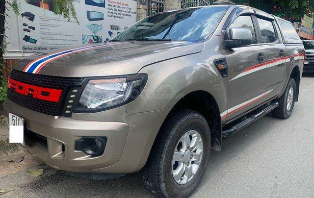 Cần bán xe Ranger XLS số sàn, sản xuất 20150