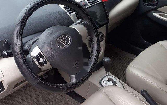 Bán ô tô Toyota Vios đời 2009, màu bạc 5