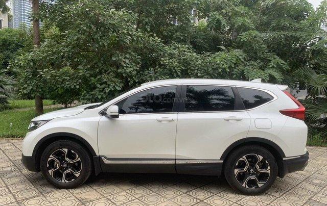 Bán nhanh Honda CRV 1.5G 2018, xe đẹp mới long lanh0