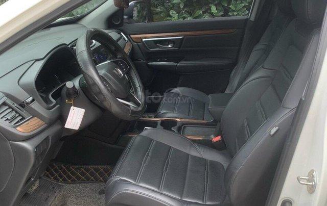 Bán nhanh Honda CRV 1.5G 2018, xe đẹp mới long lanh3