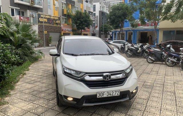 Bán nhanh Honda CRV 1.5G 2018, xe đẹp mới long lanh1