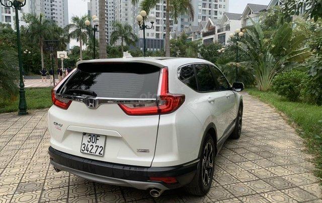 Bán nhanh Honda CRV 1.5G 2018, xe đẹp mới long lanh2