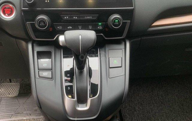 Bán nhanh Honda CRV 1.5G 2018, xe đẹp mới long lanh9