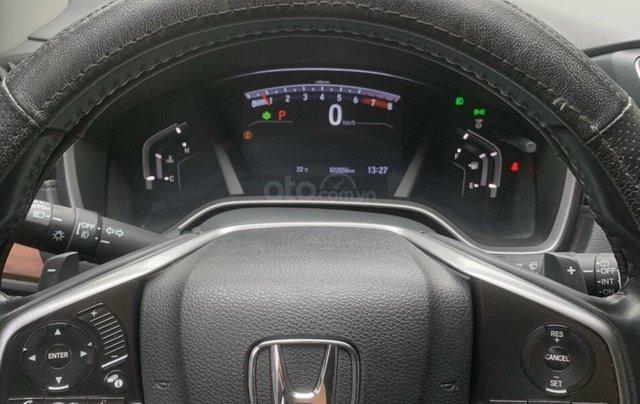 Bán nhanh Honda CRV 1.5G 2018, xe đẹp mới long lanh8