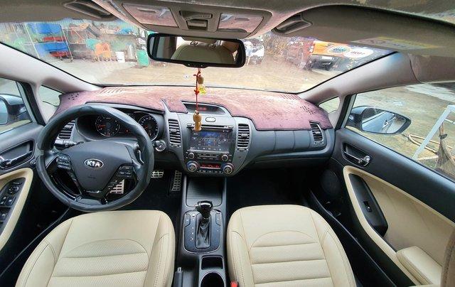 Cần bán Kia Cerato bản 1.6 tự động, còn BH, Bảo dưỡng đầy đủ10