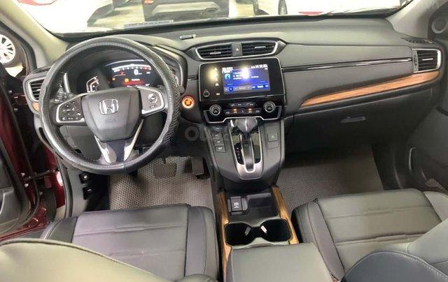 Cần bán xe Honda CRV đời 2018, màu đỏ2
