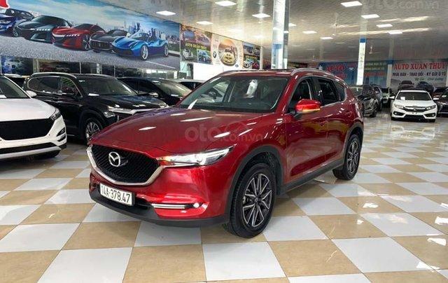 Bán gấp Mazda CX5 2.0 AT 2019, màu đỏ1