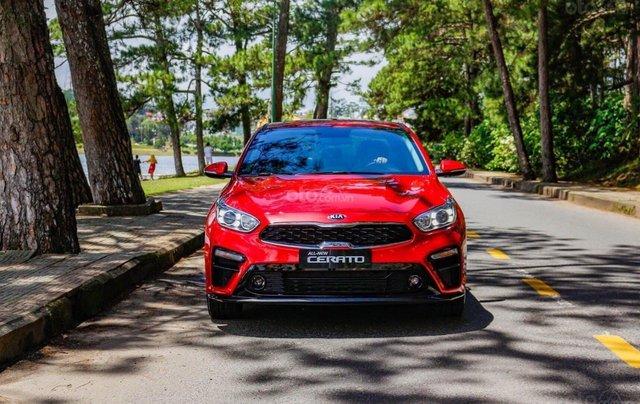 Kia Cerato All New 1.6 AT Luxury 2020 giá cực đẹp0