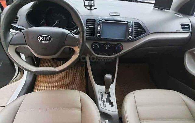 Bán Kia Morning sản xuất năm 2014, màu trắng, nhập khẩu  2