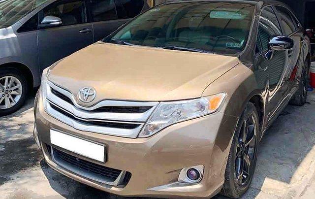 Cần bán Toyota Venza năm sản xuất 2009, nhập khẩu0