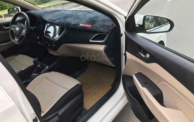 Bán Hyundai Accent sản xuất 2019, màu trắng, giá chỉ 390 triệu1