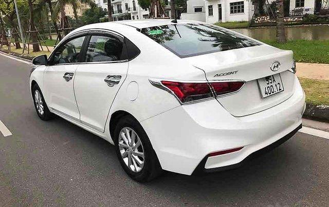 Bán Hyundai Accent sản xuất 2019, màu trắng, giá chỉ 390 triệu3