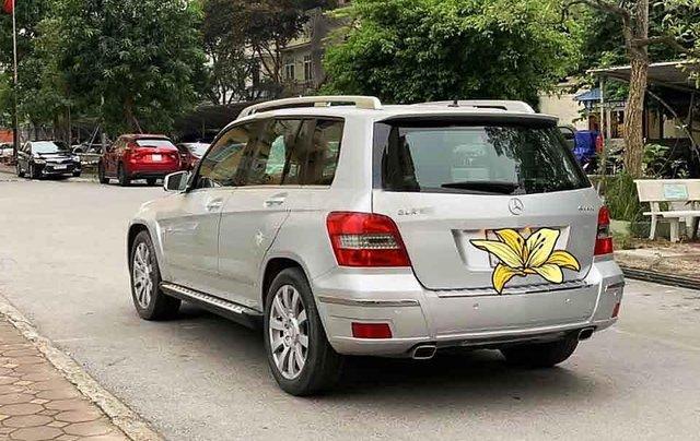Cần bán gấp Mercedes GLK 300 sản xuất năm 2010, màu bạc, chính chủ  1