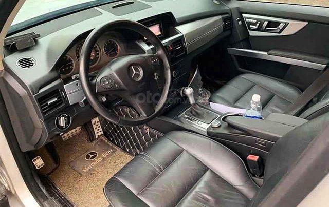 Cần bán gấp Mercedes GLK 300 sản xuất năm 2010, màu bạc, chính chủ  3