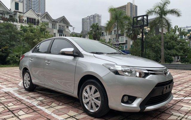 Bán xe Toyota Vios đời 2018, màu bạc4