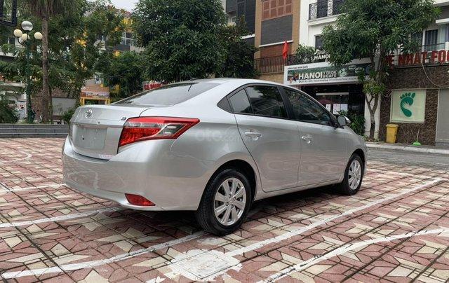 Bán xe Toyota Vios đời 2018, màu bạc3