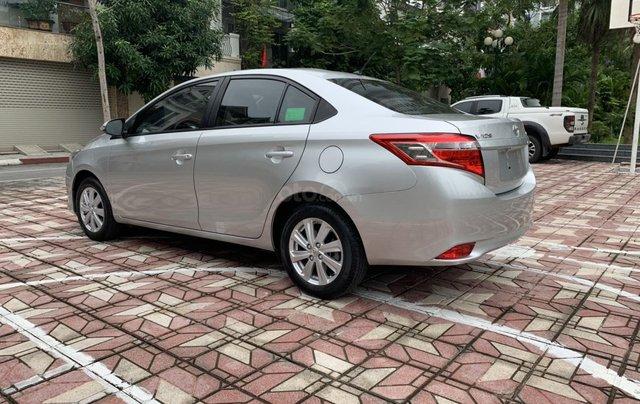 Bán xe Toyota Vios đời 2018, màu bạc2