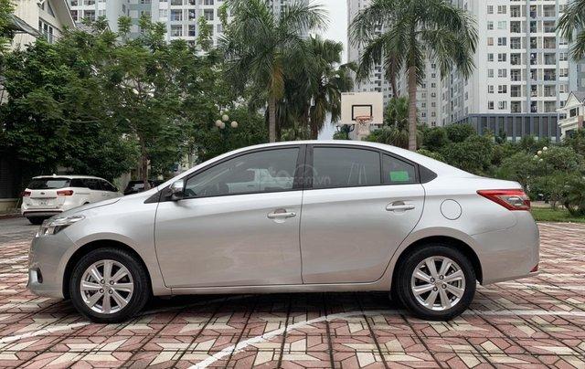 Bán xe Toyota Vios đời 2018, màu bạc9