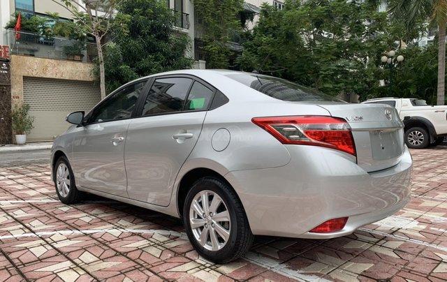 Bán xe Toyota Vios đời 2018, màu bạc8