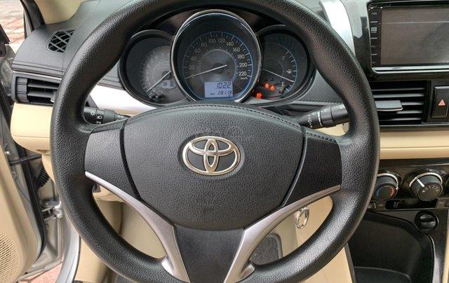 Bán xe Toyota Vios đời 2018, màu bạc12