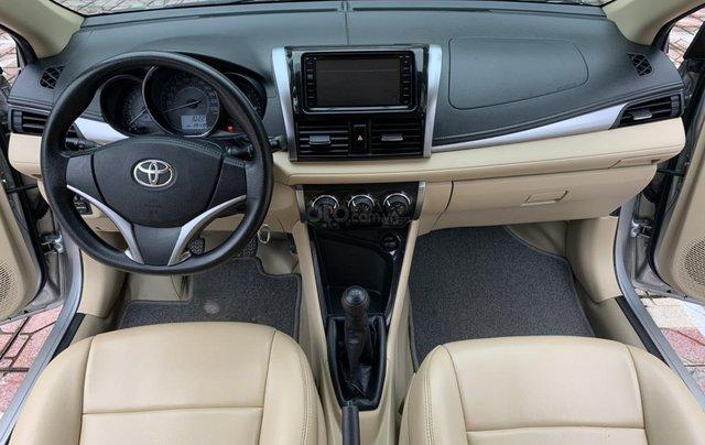 Bán xe Toyota Vios đời 2018, màu bạc11