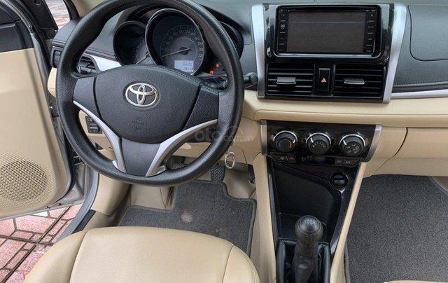 Bán xe Toyota Vios đời 2018, màu bạc10