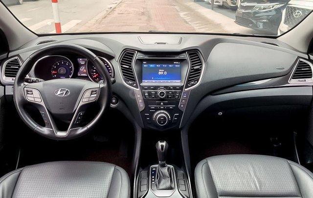 bán Hyundai Santafe 2.4AT máy xăng, sản xuất 20154