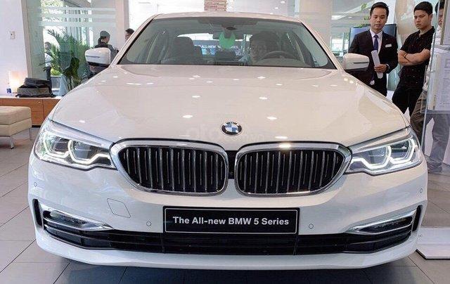 Xe BMW 5 Series 530i giá tốt cực hot - Hỗ trợ trả góp toàn quốc0