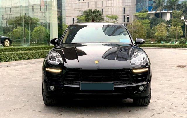 Chính chủ bán Porsche Macan 2.0L 2015, nội thất be sang trọng và đẳng cấp, biển siêu VIP0