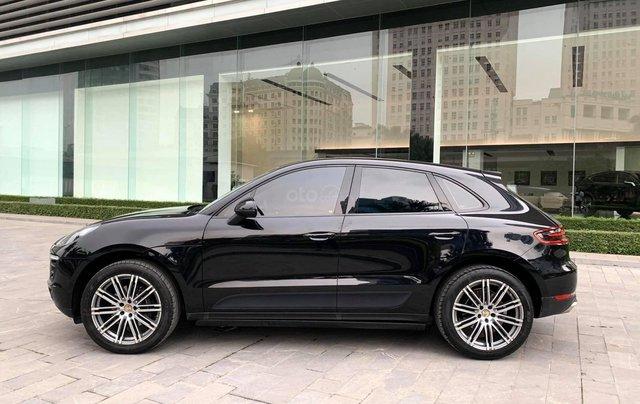 Chính chủ bán Porsche Macan 2.0L 2015, nội thất be sang trọng và đẳng cấp, biển siêu VIP1