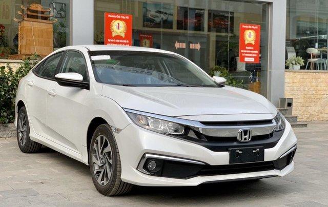 Siêu khuyến mãi Honda Civic 2020 nhập khẩu, khuyến mại 80 triệu tiền mặt, phụ kiện0