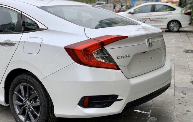 Siêu khuyến mãi Honda Civic 2020 nhập khẩu, khuyến mại 80 triệu tiền mặt, phụ kiện3