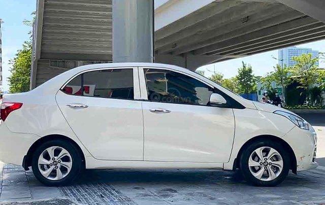 Bán Hyundai Grand i10 năm sản xuất 2019, màu trắng, chính chủ3
