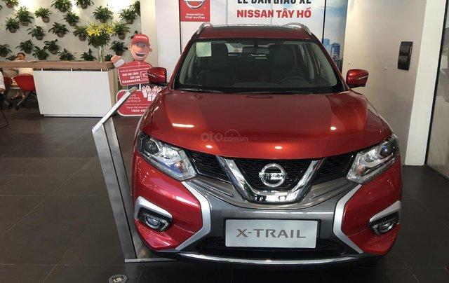 Giá Nissan Xtrail 2020 Miền Bắc siêu khuyến mãi, số lượng có hạn, hỗ trợ trả góp 85%0