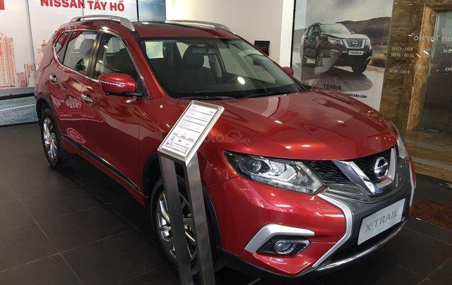 Giá Nissan Xtrail 2020 Miền Bắc siêu khuyến mãi, số lượng có hạn, hỗ trợ trả góp 85%3