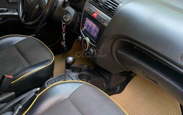 Bán xe Kia Morning XLS 2009 AT màu đỏ3