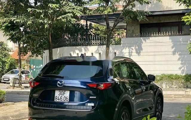 Bán xe Mazda CX 5 2019, màu xanh lam 2
