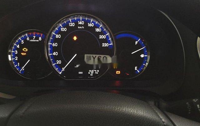 Bán xe Toyota Vios năm sản xuất 2020, màu bạc còn mới giá cạnh tranh4