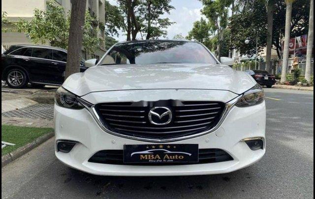 Bán Mazda 6 2019, màu trắng số tự động0