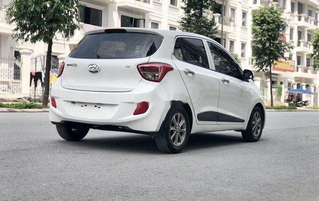 Bán Hyundai Grand i10 2016, màu trắng, nhập khẩu số sàn4
