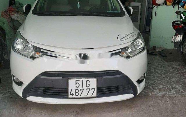 Bán ô tô Toyota Vios năm 2017 còn mới, 365tr0