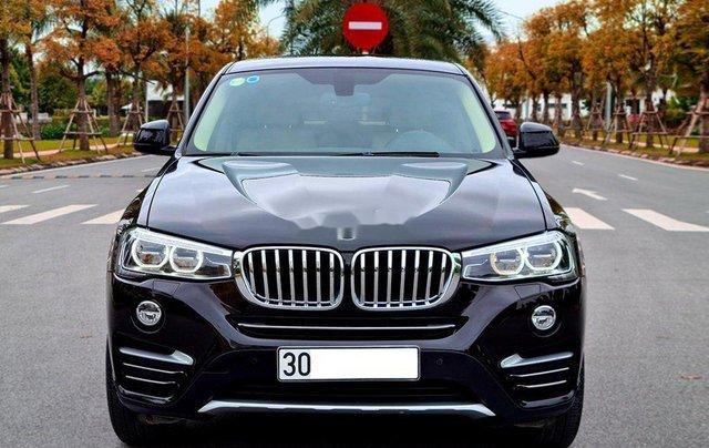 Bán BMW X4 đời 2016, màu đen, nhập khẩu, siêu lướt biển HN đẹp2