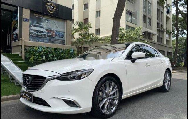 Bán Mazda 6 2019, màu trắng số tự động1