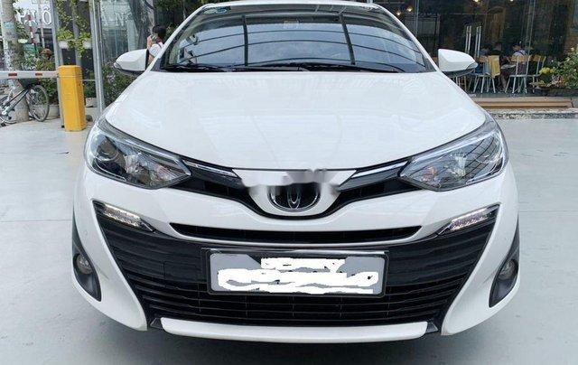 Bán xe Toyota Vios G đời 2020, màu trắng, 540tr2